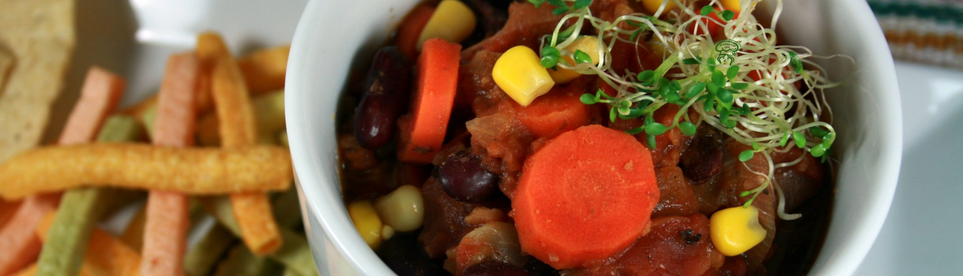 Chili sin carne express