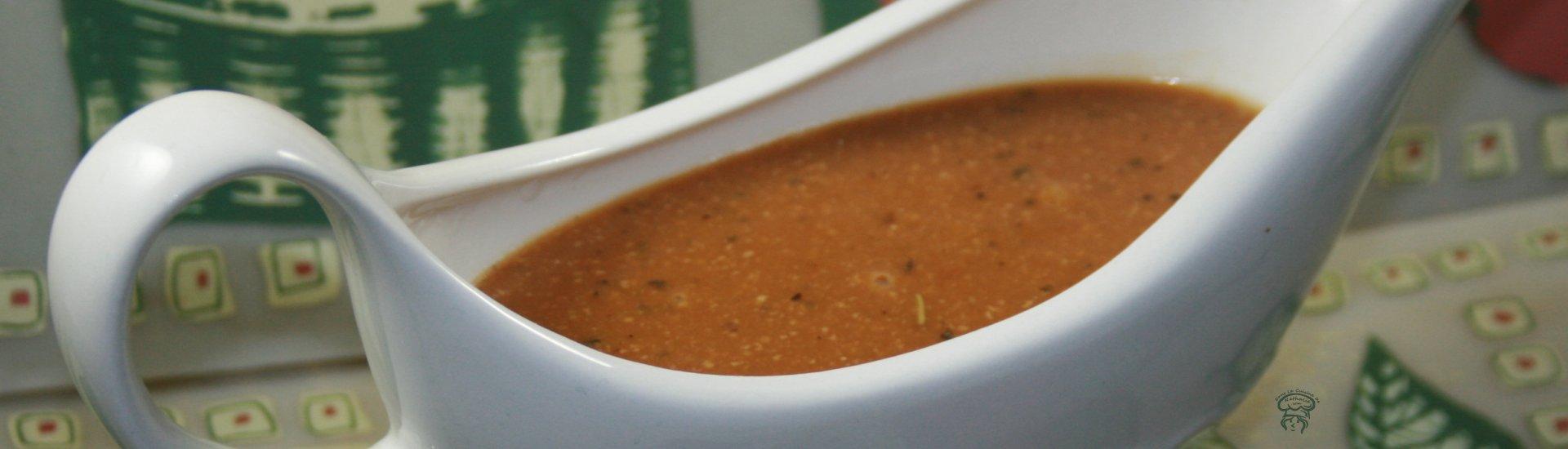 Sauce brune
