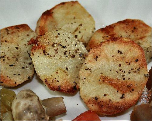 Pommes de terre rôties au BBQ