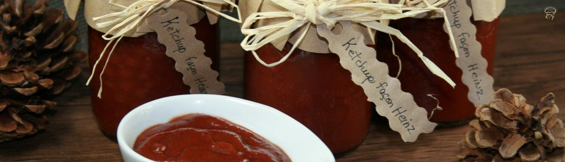 Ketchup maison façon Heinz