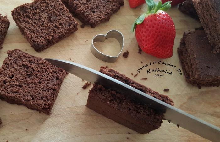 Brownies des amoureux